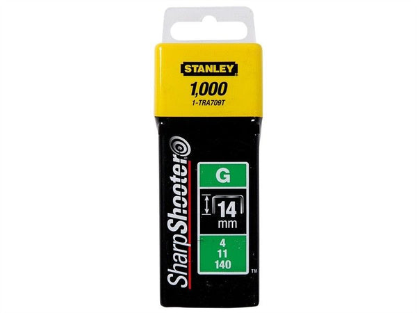 STA1TRA709T TRA7 Heavy-Duty Staple 14mm TRA709T Pack 1000