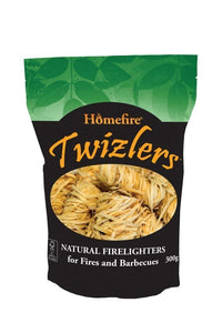 HOMEFIRE® Twizlers Natural Firelighters 300g