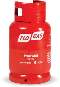 FLOGAS 6kg Propane - IN STORE ONLY