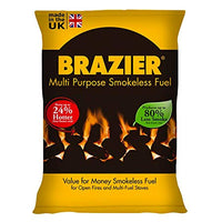 BRAZIER® Smokeless Coal 20Kg INSTORE ONLY