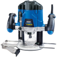 "DRAPER STORM FORCE® 1/4"" ROUTER (1200W)"