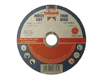 FAI10010MUL Multi-Cut Cutting Discs 100 x 1.0 x 16mm (Pack of 10)