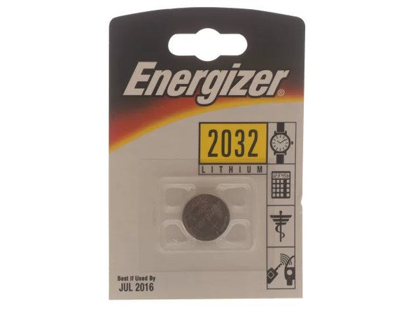 ENERGIZER ENGCR2032 CR2032 Coin Lithium Battery Single