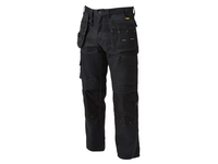 DEWPROT Pro Tradesman Black Trousers