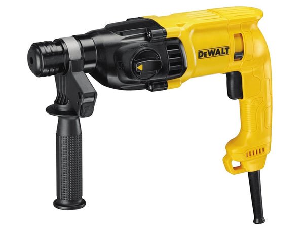 DEWALT SDS Plus 3 Mode Hammer Drill 710W 110V D25033KL