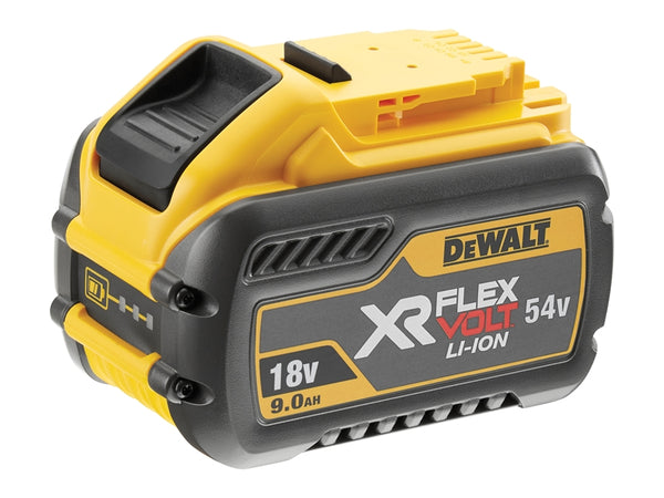 DEWALT FlexVolt XR Slide Battery 18/54V 9.0/3.0Ah Li-IonDEWDCB547