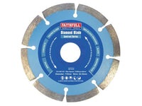 FAITHFULL Contract Diamond Blades VARIOUS