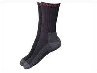 DICKIES Industrial Work Socks (Pack 2) DICDCK00010
