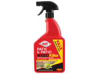 DOFF DOFFPA00 Path & Patio Weedkiller RTU 1 Litre