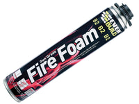 EVER BUILD Fire Foam B2 Gun Grade Aerosol 750ml EVBB2FIREGUN