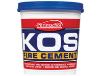 EVBKOSBKL500 KOS Fire Cement Black 500g/1Kg