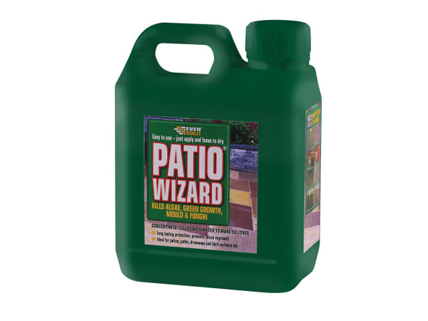 EVBPATWIZ1L Patio Wizard Concentrate 1 Litre
