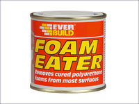 EVER BUILD Foam Eater Expanding Foam Remover 250ml EVBPUREX