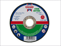 FAITHFULL Stone Cut Off Disc 115 x 3.2 x 22mm FAI1153S