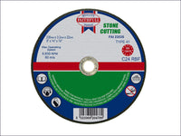 FAITHFULL Stone Cut Off Disc 230 x 3.2 x 22mm FAI2303S
