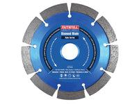 FAITHFULL FAIDB115MR2 Mortar Raking Diamond Blade 115 x 22mm