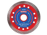 FAITHFULL Turbo Cut Diamond Blades VARIOUS