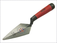 Faithfull Pointing Trowel Forged London Pattern Soft-Grip Handle 6in FAISGPTF6