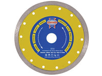 FAITHFULL Diamond Tile Blade Continuous Rim VARIOUS