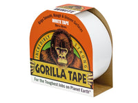 Gorilla Tape White 48mm x 10m GRGCLOTHWH