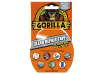 Gorilla Tape Clear Repair 48mm x 8.2m GRGCLTAPE48