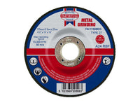 FAI1156MDG Depressed Centre Metal Grinding Disc 115 x 6.5 x 22mm