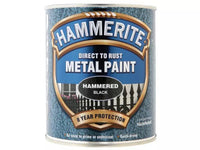 HAMMERITE Direct to Rust Hammered Finish Metal Paint 750ml