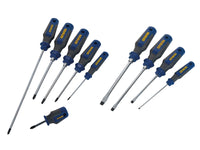IRWIN Pro Comfort Screwdriver Set of 10 IRW1951882