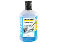 KARCHER Car Shampoo 3-In-1 Plug & Clean (1 Litre) KAR62957500