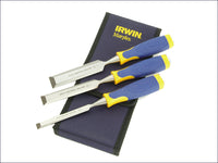 IRWIN MARS500S3 MS500 All-Purpose Chisel ProTouch Handle Set 3: 12, 19 & 25mm
