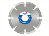 MARCRIST MRCMR350115 MR350 Trade Mortar Rake Diamond Blade 115 x 22.2mm