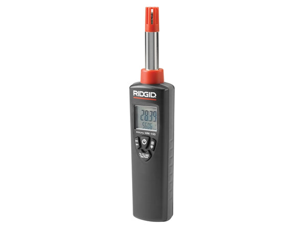 Ridgid HM-100 Micro Humidity & Temperature Meter 37438 RID37438