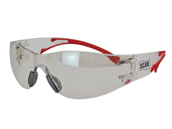 SCAN Flexi Spectacle Clear SCAPPEFSCLER