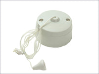 SMJ Ceiling Switch 6A 1 Way SMJW61CSC
