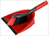 VILEDA 2 In 1 Dustpan and Brush SetVIL141752