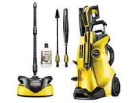 Karcher K4 Full Control Home Pressure Washer 130 bar 240V