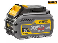 DEWALT DEWDCB546 DCB546 FlexVolt XR Slide Battery 18/54V 6.0/2.0Ah Li-ion