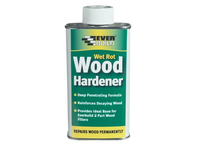 EVERBUILD EVBWOODHARD2 Wet Rot Wood Hardener 250ml