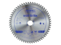 FAITHFULL FAIZ25460 TCT Circular Saw Blade 254 x 30mm x 60T POS