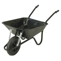 Walsall Wheelbarrow - The Easiload 90L Black (In-store Collection Only