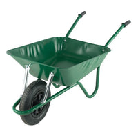 Walsall Wheelbarrow - The Easiload Green 90L (In-store Collection Only)