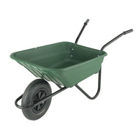 Walsall Wheelbarrow - The Shire 90L Polypropylene (In-store Collection Only)
