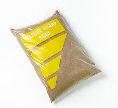 Sharp Sand 25Kg Bag INSTORE ONLY