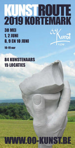 Upcoming exhibition - Kortemark Kunstroute