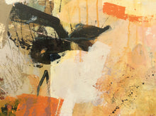 Poetry of life 7 - abstract painting - detail