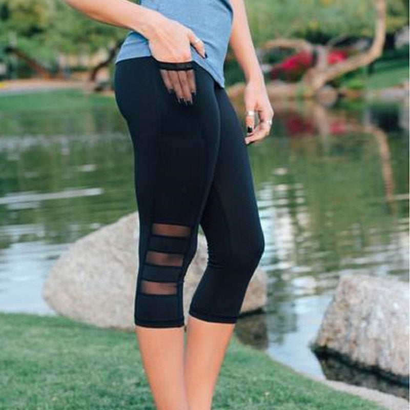 Gym Legging With Pocket
