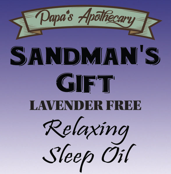 Lavender allergies? We have a Sandman's Gift option for you, too!