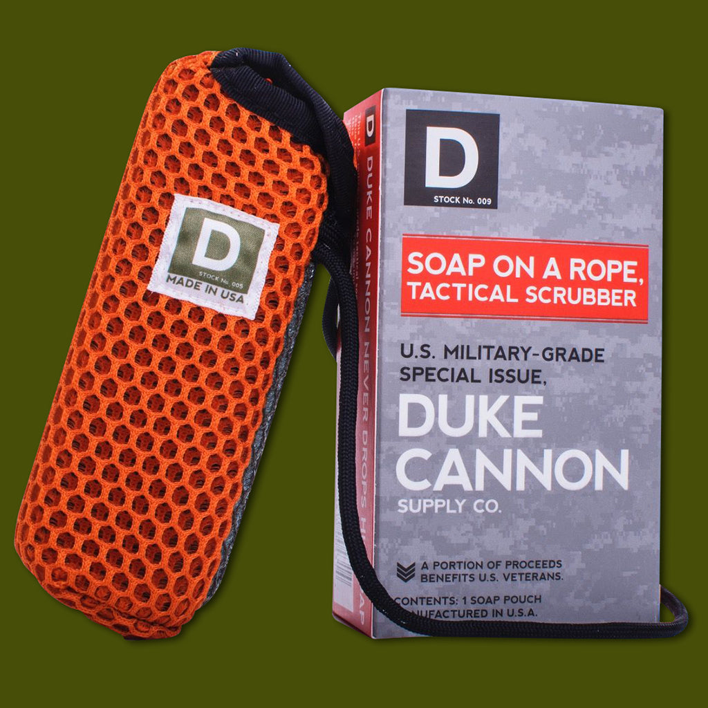 Soap on A Rope Pouch
