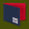 Roy Wallet - Navy & Red