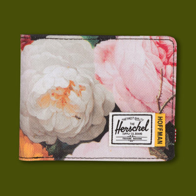 Roy Wallet - Fall Floral